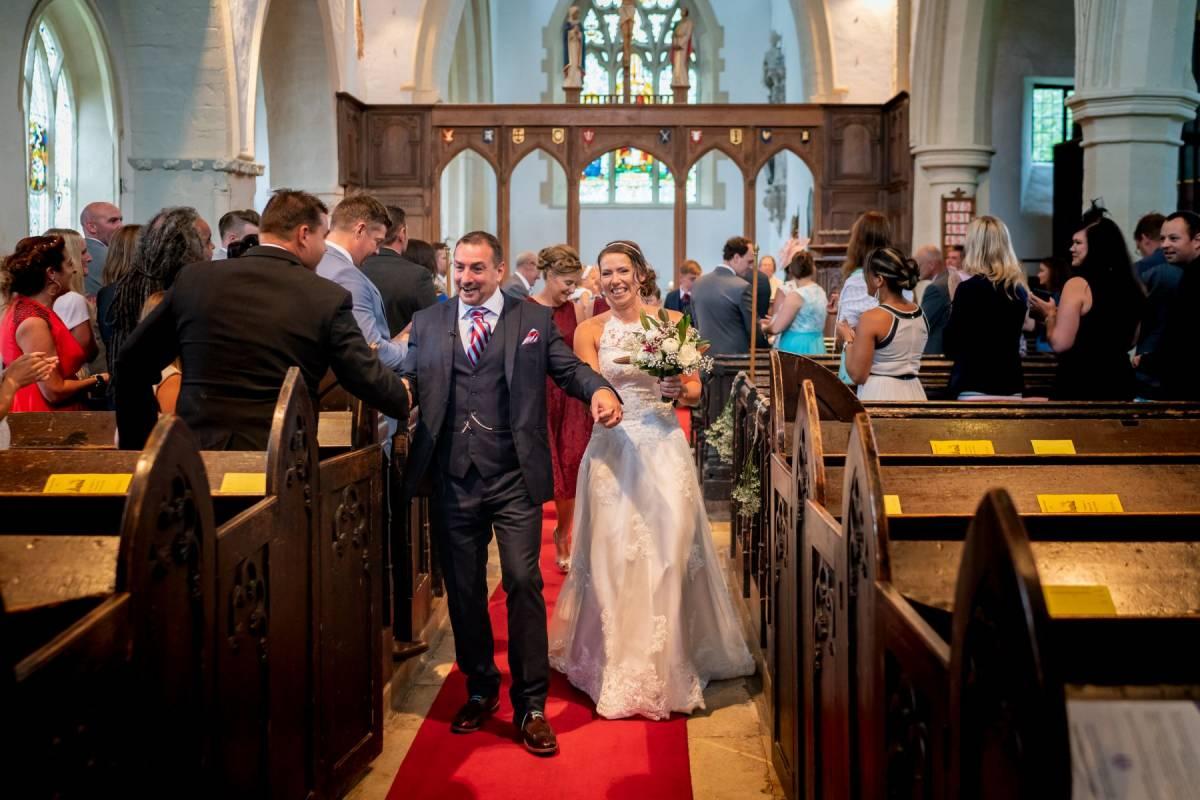 Church Weddings – and Vicars