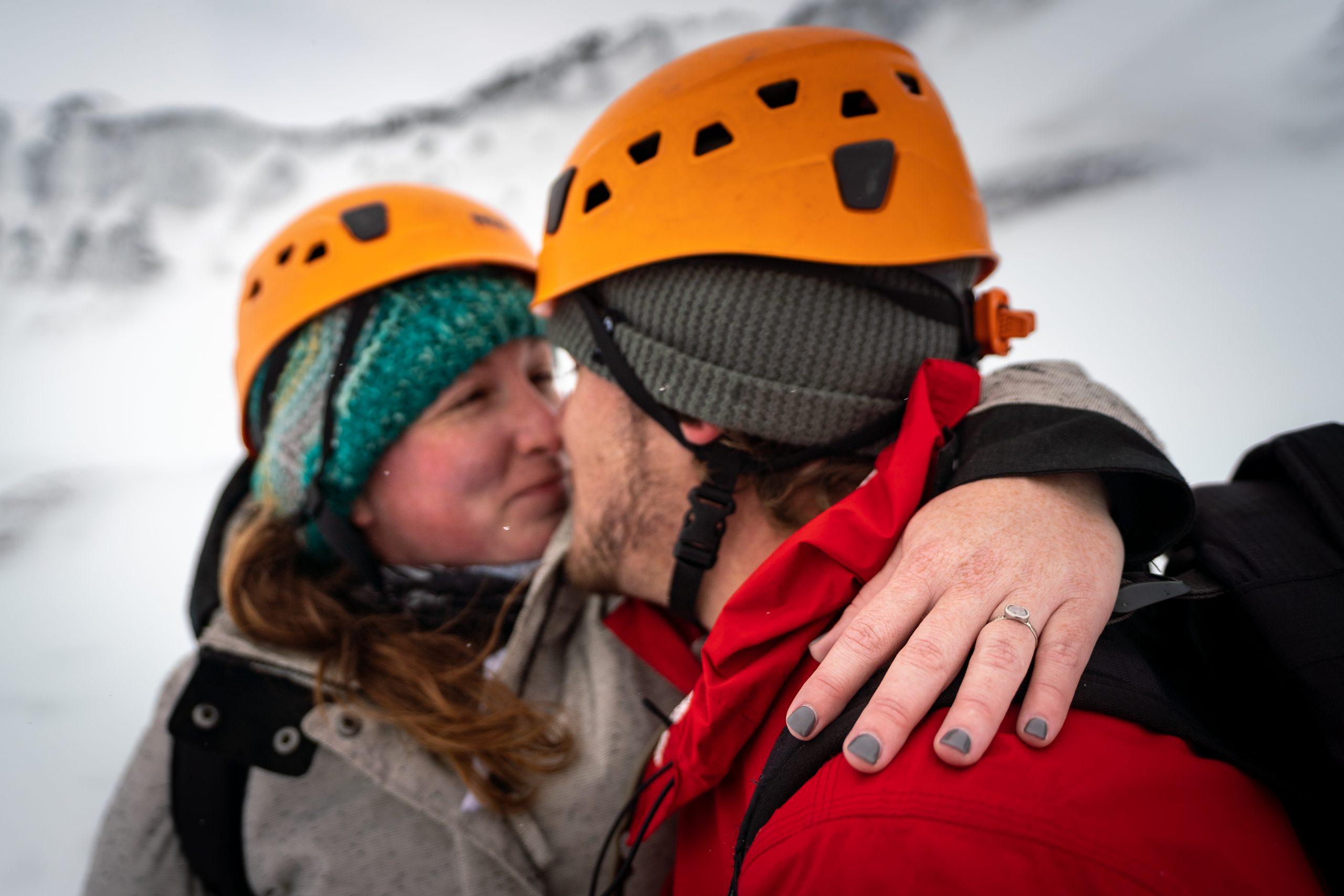 YFFUK Phil Endicott Morgan Myrdalsjokull Iceland engagement story 2