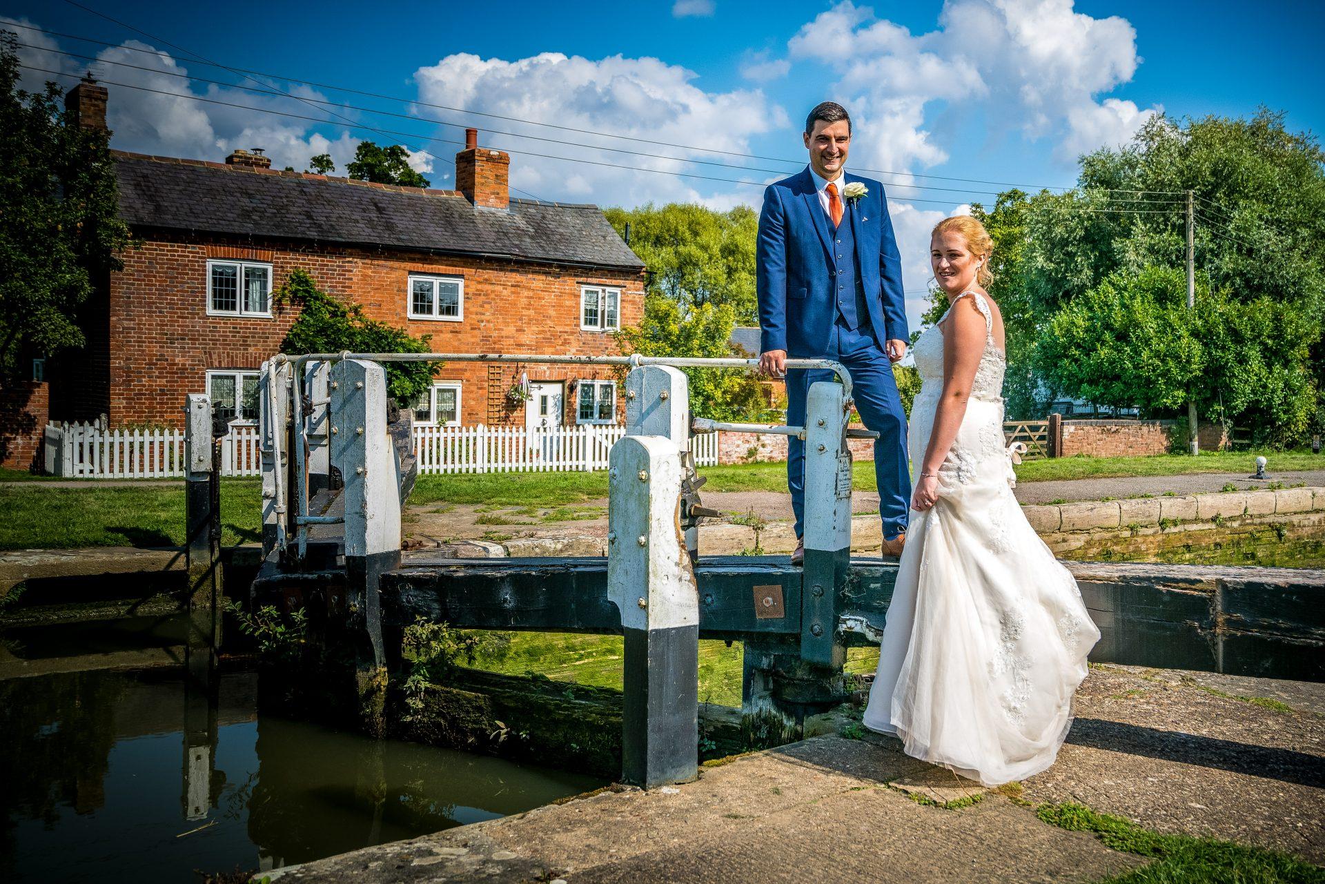 Venues I love – Stoke Bruerne, Northamptonshire