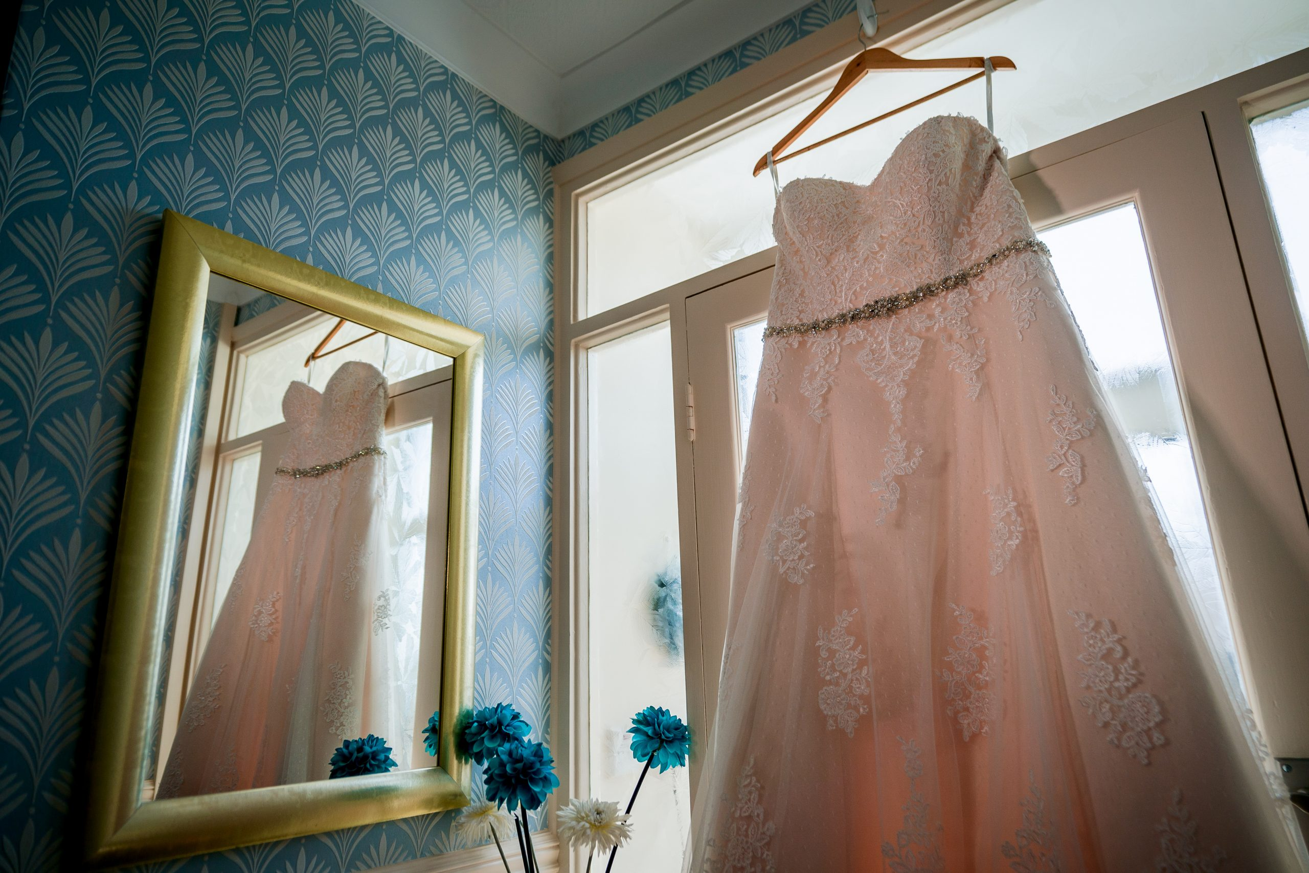Choosing the Bride's Wedding Dress