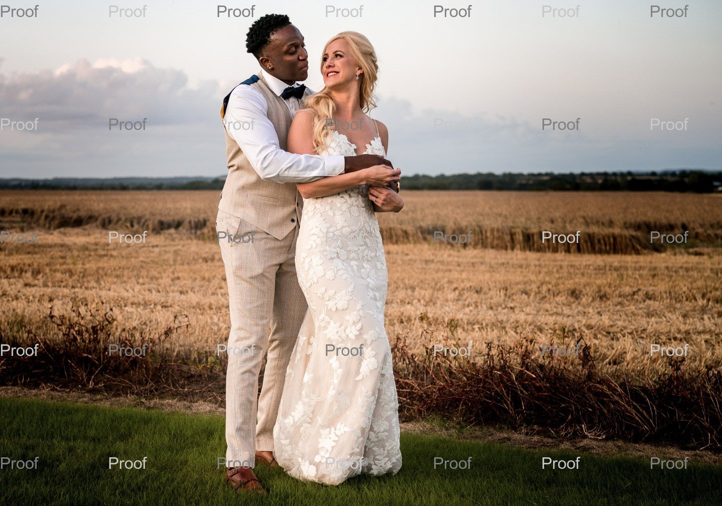 YFFUK Phil Endicott Mwasuku wedding albums a look inside from Norton Fields Atherstone 21