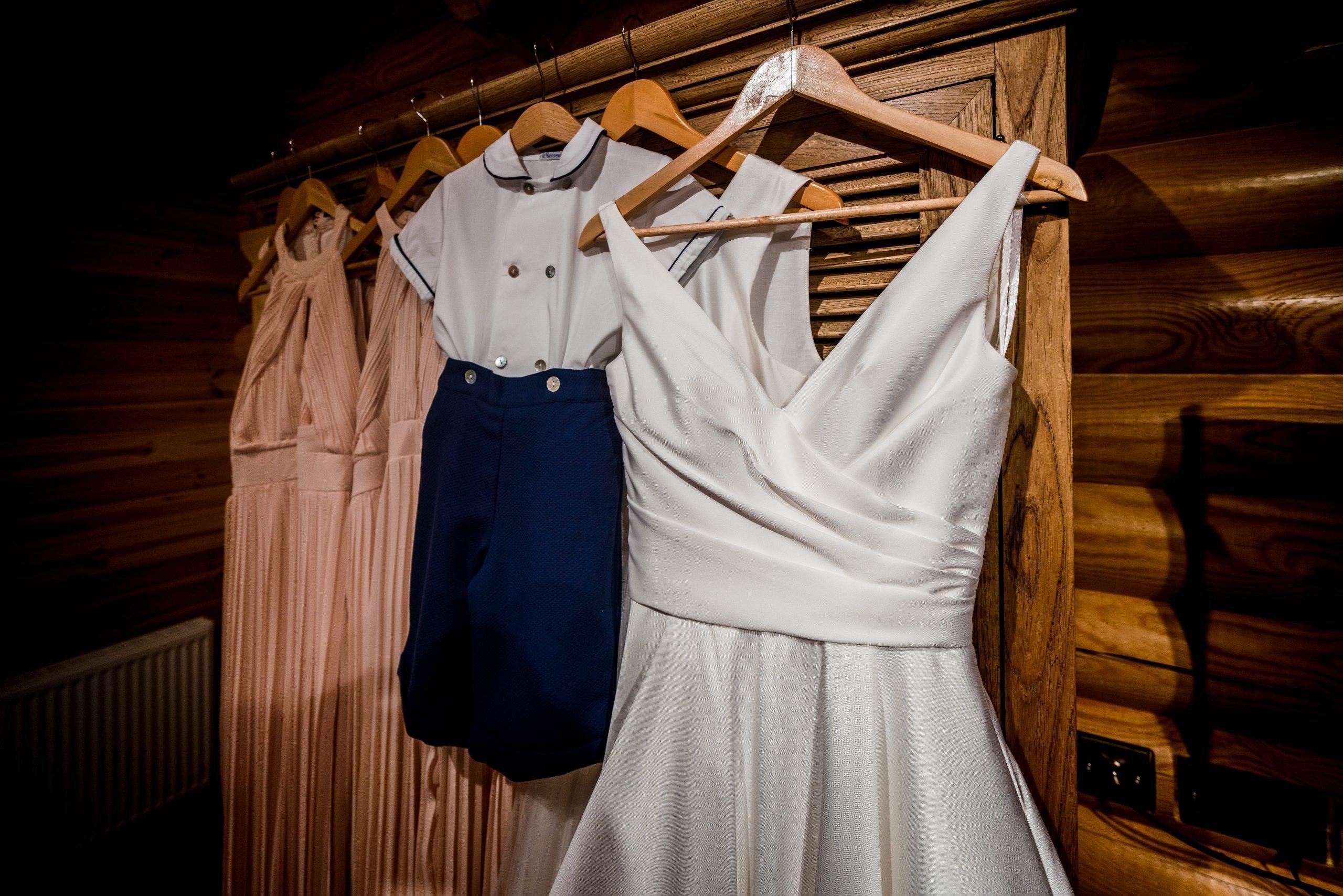 YFFUK Phil Endicott choosing your wedding dress Foxton Locks Lodges