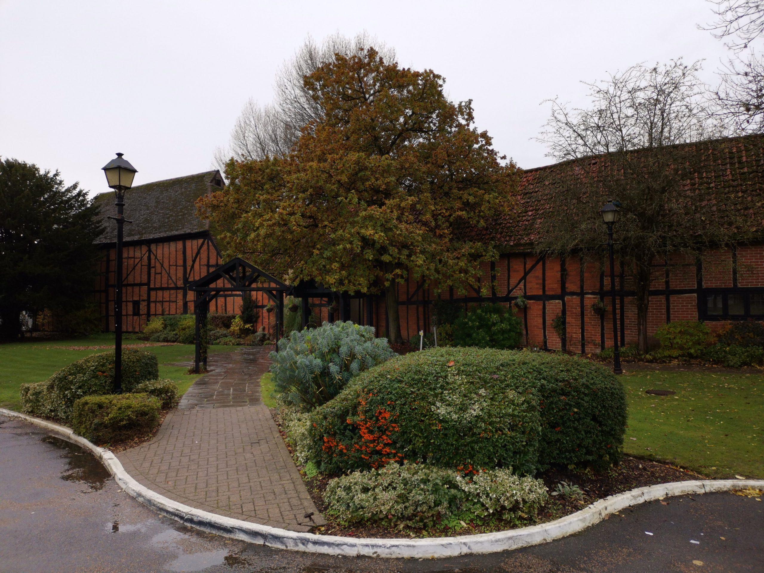 Venues I Love – The Barns Bedford